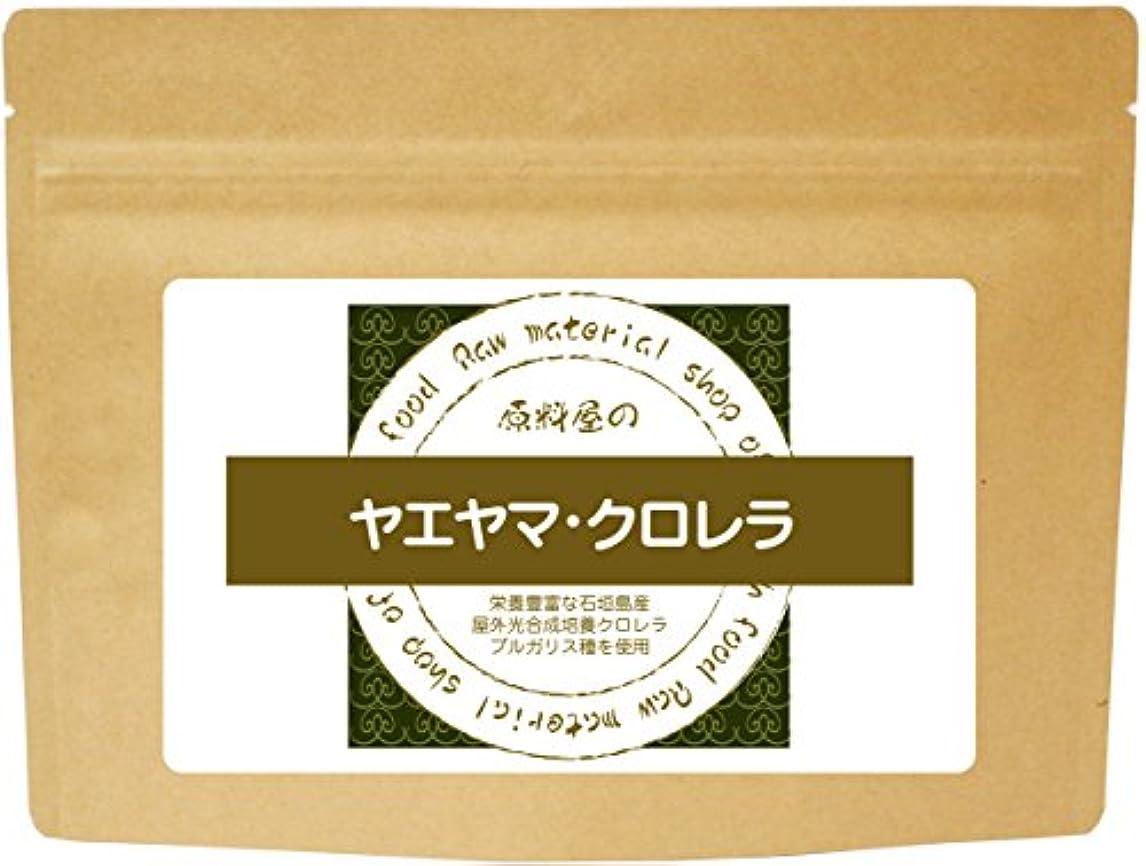 長々と感謝しているチャールズキージングヤエヤマ クロレラ 沖縄産屋外 光合成培養 無添加パウダー 80g