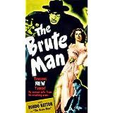 Brute Man [VHS] [Import]