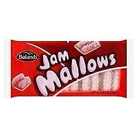 ジャムMallowsの250グラム (Bolands) - Bolands Jam Mallows 250g