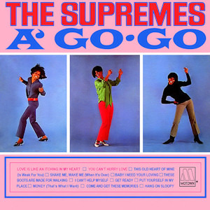 「The Supremes A' Go-Go」の画像検索結果
