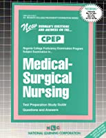 New Rudman's Questions and Answers on the Cpep Medical-Surgical Nursing (College Proficiency Examination Series : Cpep-24)