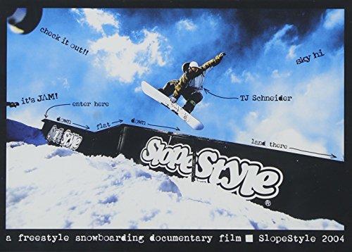 SlopeStyle 2004 [DVD]
