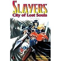 Slayers Super-Explosive Demon Story 5: City of Lost Souls (Slayers (Graphic Novels))