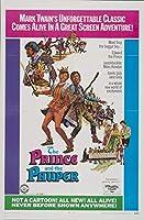 キャンバスに映画ポスタージクレープリント - 映画ポスター複製壁の装飾(王子と乞食2) #XFB