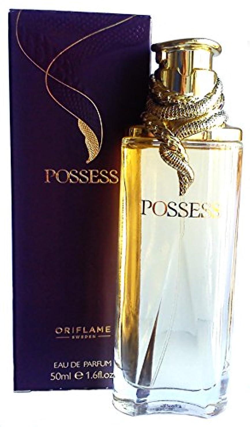 補助スペル殺すORIFLAME Possess Eau de Parfum Natural Spray 50ml