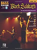 Black Sabbath: Bass Play-along (Hal Leonard Bass Play-Along)