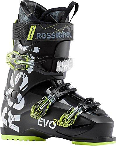 ROSSIGNOL(ロシニョール)EVO 70 スキーブーツオールマウンテン 大人用 RBH8150 BLACKYELLOW 315