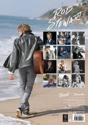 Rod Stewart Official 2017 A3 Calendar (Calendar 2017)