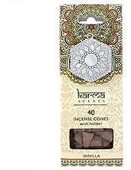 Karma Vanilla Incense Cones Gift Set