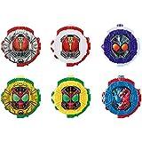 假面骑士ージオウ サウンドライドウォッチシリーズ GPライドウォッチ05 [全6種セット(フルコンプ)] バンダイ ガシャポン