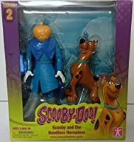 Scooby Doo, Series 2 Scooby and the Headless Horseman Action Figures