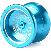 XCSOURCE Magic YoYo マジック ヨーヨー 5本ストリングス グローブ アルミ製ヨーヨー ブル (K5) TH050
