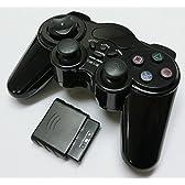 PS2 連射機能付きワイヤレスコントローラー