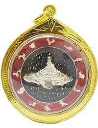 ジュエリーAmulets The Lord GaneshガネーシャHindu Deity God成功Amulet Niceギフト
