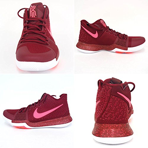 NIKE KYRIE(ナイキ カイリー) カイリー 3 EP KYRIE 3 EP (チームレッド/トータルクリムゾン/ホワイト/ピンクブラスト) - US8.5(26.5cm)