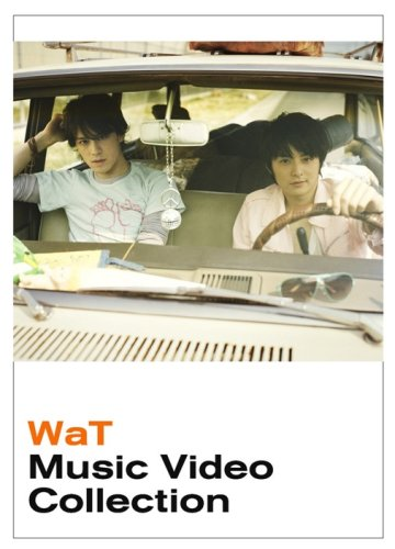 WaT Music Video Collection [DVD]の詳細を見る