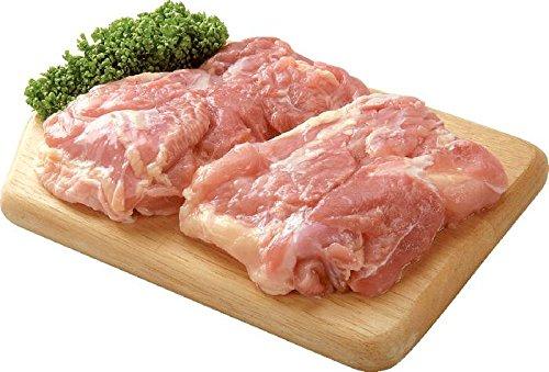 【冷凍】ブラジル産鶏モモ肉2Kg(同梱可)