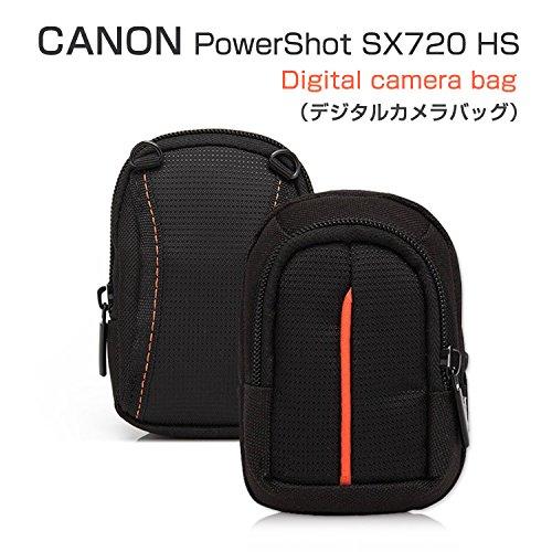 PowerShot SX720 HSケース レザー ポーチ ...