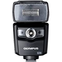 Olympus FL-600R - Hot-shoe clip-on flash - 36 (m) - for Olympus E-P5, E-PL6, E-PL7, E-PM2, PEN-F, OM-D E-M1, E-M10, EM-5, E-M5, Stylus 1, 1s