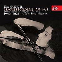 Ida Haendel - Prague Recordings (1957-1965) by Alfr茅d Holecek (2014-08-12)