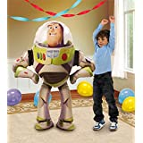 Anagram International Buzz Lightyear Air Walker, Multi-Color [並行輸入品]