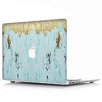MacBook Retina Pro 15インチケース(モデル:A1398) - Retinaディスプレイ付きCD-ROM(2012-2015リリース、2016バージョン用)ではないL2Wマットプラスチックの曇り止めラバーコーティング保護シェルカバー - マーブルパターンDL 46