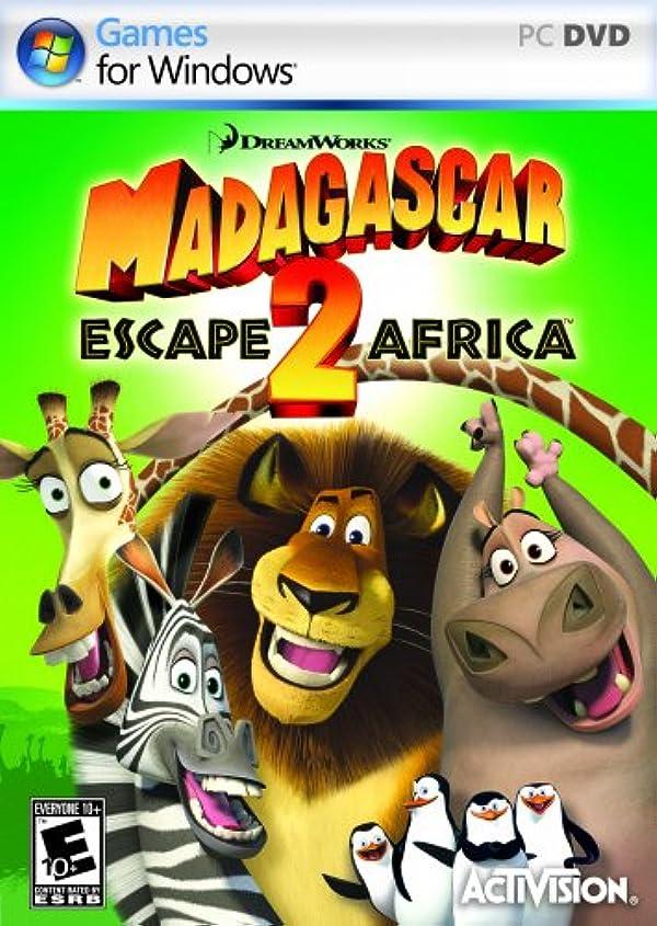飼い慣らすきらめく学ぶMadagascar 2: Escape 2 Africa (輸入版)