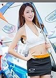 SUNLIKE レースクイーン衣装 シボレー レースクイーンコスプレ キャンギャル F1