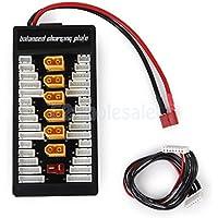2 – 6s並列充電ボードfor LiPo LiFe Li - Ion IMAX b6バッテリ充電器xt60