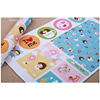 Korea Toy - Soul mate hard Paper 801 color