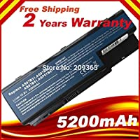 HSW 6cell Battery Battery for Acer Aspire 5520 5230 5710ZG 5730ZG AS07B31 AS07B41 AS07B51 AS07B71