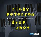 リッキー・ピーターソン・ウィズ・ボブ・ミンツァー・アンド・WDR・ビッグ・バンド / ドロップ・ショット [CD] [輸入盤] [日本語帯・解説付]