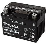 TAIWAN YUASA [ 台湾ユアサ ] シールド型 バイク用バッテリー [YT4L-BS高性能版] YTX4L-BS ¥ 2,400