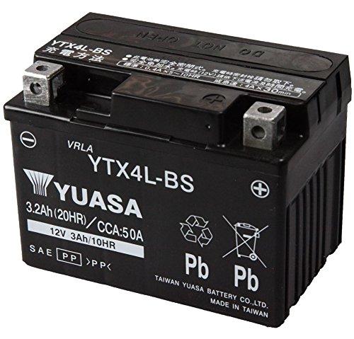 台湾ユアサ YTX4L-BS