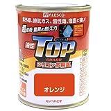 カンペハピオ 油性トップガード オレンジ  0.1L