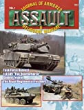 Concord Publications Assault Journal #1 - Task Force harvest I-4 CAV The Quarterhorse. Golden Trident and The Royal Regiment of Fusiliers [並行輸入品]