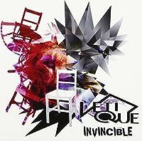 INVINCIBLE (通常盤)