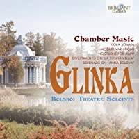 Chamber Music by Michael Glinka (2013-05-03)