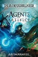 Agents of Artifice: A Planeswalker Novel (Planeswalkers)