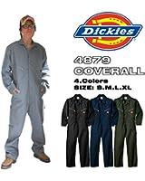代引き可!【Dickies】ディッキーズ 長袖 カバーオール つなぎ LONG SLEEVE COVERALLS 「48799」