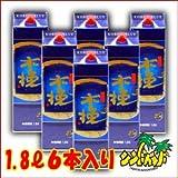 木挽 BLUE(こびき ブルー) 25度 1800mlパック 「6本セット」