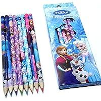 アナと雪の女王 8色鉛筆