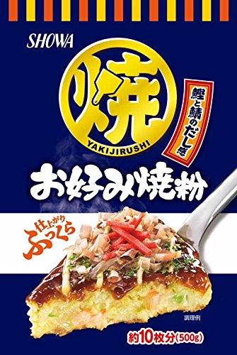 昭和 SHOWA お好み焼粉 500g