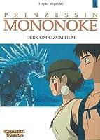 Prinzessin Mononoke 04: Der Comic zum Film