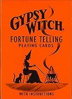 ジプシーウィッチ・フォーチュンテリングカード(U.S.GAMES社)