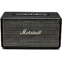 Marshall Stanmore Bluetooth Speaker Black - マーシャル スタンモア ブルートゥース スピーカー ブラック (海外輸入品)