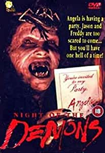 Night of the Demons [DVD] [Import]