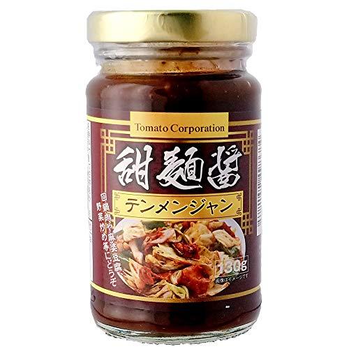トマトコーポレーション甜麺醤(台湾産)130g ×12個