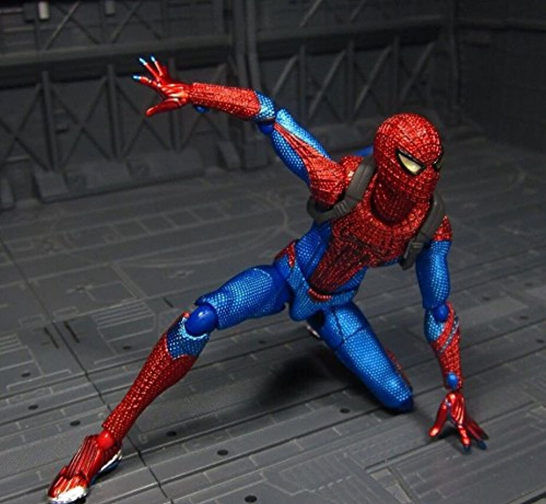 Marvel Avengers Figma Amazing Spider Manアクションフィギュアおもちゃ人形モデルコレクション