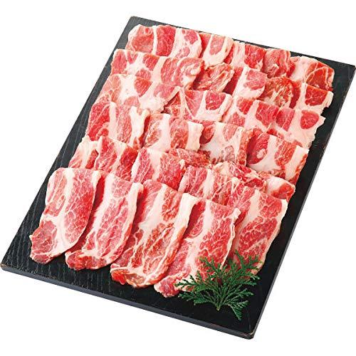 スペイン産イベリコ豚ベジョータ 一口ステーキ用肩ロース(1kg) お中元お歳暮ギフト贈答品プレゼントにも人気